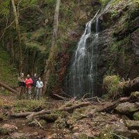 Cascadas de Buanga, Гийон