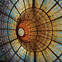 W kalejdoskopie - Palau De La Musica - In kaleidoscope, Барселона