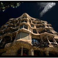 Casa Milà, Барселона