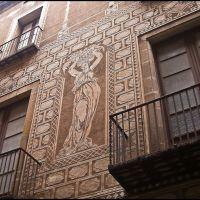 Carrer del Bisbe, Барселона