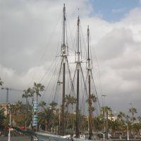 VELERO SANTA EULALIA, Барселона