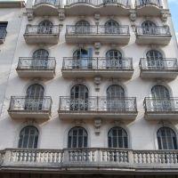 Edifici en Muralla de Sant Doménec, Манреса
