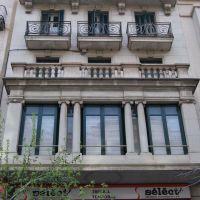 Edificio con detalles modernistas, Манреса