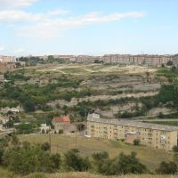 Vista del Barri de la Guia - (www.guiamanresa.com), Манреса