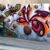 Graffiti - Ctra. Pont de Vilomara - (www.guiamanresa.com), Манреса