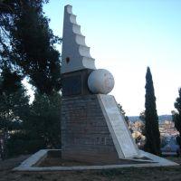 Monument a la Nissaga dels JUANOLA - (www.guiamanresa.com), Манреса