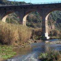 sabadell riu ripoll pont de la salut, Сабадель