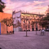 Plaça del gas, Сабадель