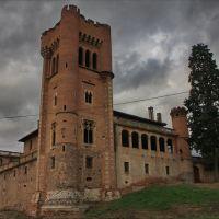Castell de Can Feu. Sabadell, Сабадель