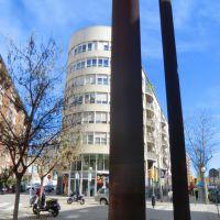 Sabadell. Monument a Zamenhof., Сабадель