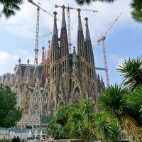 Sagrada Família, Тарраса