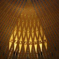 Light in Temple de la Sagrada Família., Тарраса