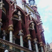 Arquitectura fantastica, Тарраса