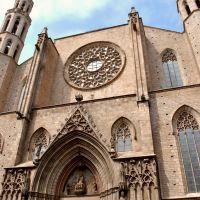 S.MARIA del MAR - Barcelona, Тарраса