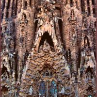 Sagrada Família - UNESCO World Heritage Site, Тарраса