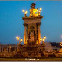 Plaza de España (Barcelona).***Square of Spain (Barcelona)***., Тарраса