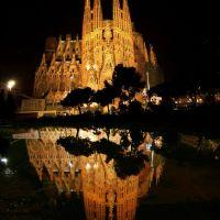 Sagrada Família, Plaça de Gaudí, Barcelona, Тарраса