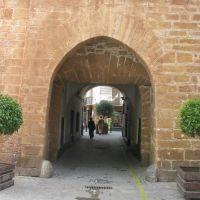Arco del Pópulo, Алжекирас