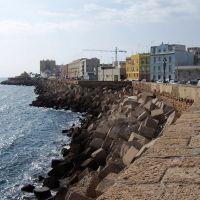Cádiz - Rompeolas del Malecón, Алжекирас