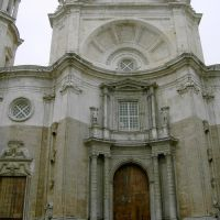 Cádiz; Catedral de Santa Cruz de Cádiz, Алжекирас