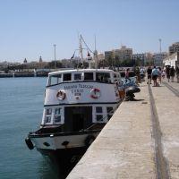 Barca Para Puerto Santa María, Алжекирас