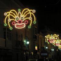 Cádiz en carnaval, Алжекирас