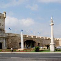 Murallas de Cádiz (12-9-2007), Алжекирас