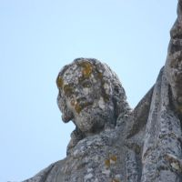 Cara del Cristo de la Montaña, Кацерес