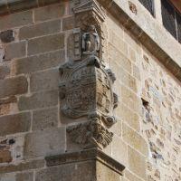 escudo, Кацерес