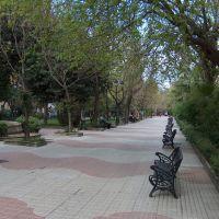 Paseo de Canovas I, Кацерес