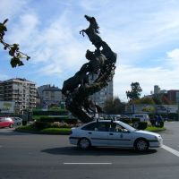: Plaza de España, Виго