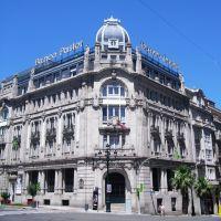 Edificio Banco Pastor. Vigo. España., Виго