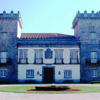 Pazo Quiñones de León. Vigo. Galicia. España., Виго