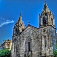 Iglesia Santiago el Mayor, Виго