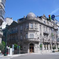 Edificio Banco Galicia. Vigo., Виго
