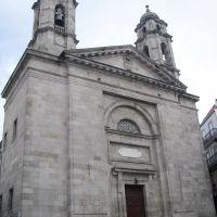 Colegiata de Santa María. Vigo., Виго