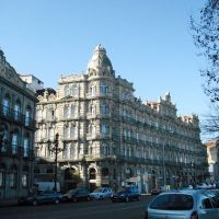 Edificio Bonín. (1911). Vigo. Galicia. España., Виго