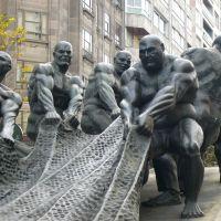 : Monumento al trabajo, Виго