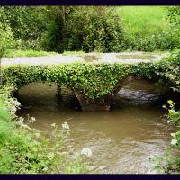 : Puente en el rio Lagares, Виго