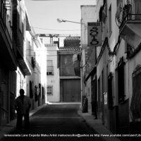 Fines Almeria Inmaculada Lara Cepeda Maku Artist, Альмерия