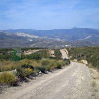 Camino del Negratín, Альмерия