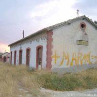 Estación de Fines-Olula, Альмерия