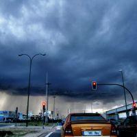 tormenta sobre Valladolid, Вальядолид