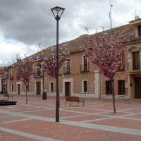 Laguna de Duero - Plaza Mayor, Вальядолид