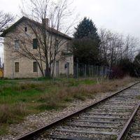 Antigua estación de ferrocarril de Laguna de Duero, Вальядолид