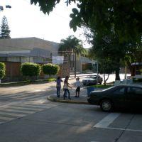 Cervantes Colonias, elementary school, Гвадалахара