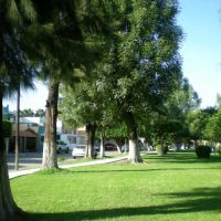 park in Loma Bonita neighbourhood, Гвадалахара