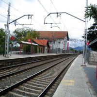 Estación Las Zorreras-Navalquejigo, Ибиза