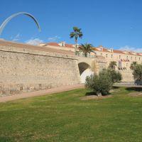 Muralla del Mar, Картахена