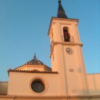 Iglesia de Santiago Apóstol (Santa Lucía), Картахена